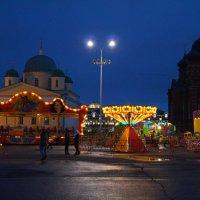 Ночной город :: Мария Афанасьева