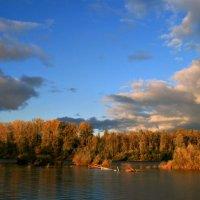 Уж небо осенью дышало... :: Евгений Юрков