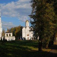 Николо-Угрешский монастырь. :: Нелли *