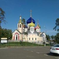 Храм в Переделкино. :: Мила