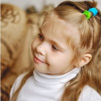 девочка :: Евгения Полянова