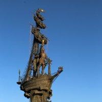 памятник Петру I :: Tatyana Belova