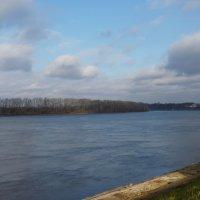 Из далека долго течёт река  Волга..... :: Galina Leskova