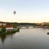 Прага,Влтава :: Nina sofronova