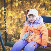 В парке :: Георгий Бондаренко