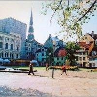 Рига-08.1987г :: Роланд Дубровский