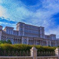 Дворец парламента в Бухаресте :: Vitalij P