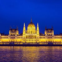 Здание парламента в Будапеште :: Андрей Степанов