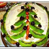 Новогодний тортик :: Лидия (naum.lidiya)