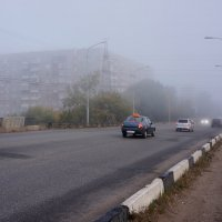 Туман :: Алексей Golovchenko