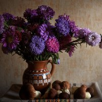 Осенний букет :: Татьяна Курамшина