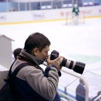 Фоторепортер :: Виктор Добрянский