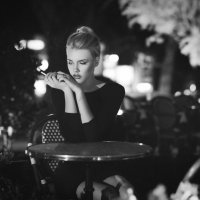 Вечерний портрет :: Таисия Афанасьева