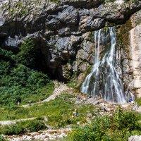 Гегский водопад :: Андрей Гриничев