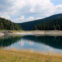 Черное озеро.Дурмитор.Монтенегро :: Светлана Карпенко