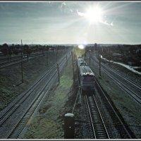 Сяду в скорый поезд, сяду в длинный поезд ... :: Татьяна Кретова
