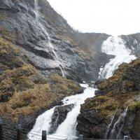 Водопад Къесфассен :: Елена Смолова
