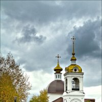 Храм. :: Александр Смольников
