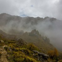 Прогулка в облаках :: Александр Хорошилов