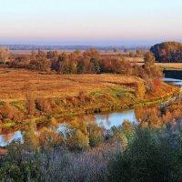 Осенних далей неоглядность... :: Лесо-Вед (Баранов)