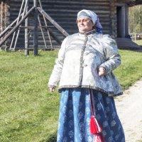 Сударушка из Бугрово :: Слава