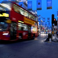 Оксфорд стрит. Лондон. :: Viktor Kleimenov
