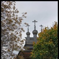 Храм и осень... :: Nikanor
