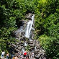 Молочный водопад :: Андрей Гриничев