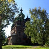 Церковь Иоанна Предтечи :: OlegVS S