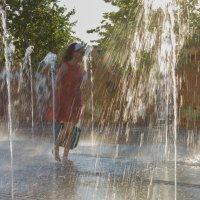 Ах это жаркое лето... :: Светлана Соловьева