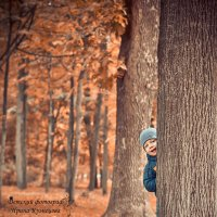 Осень в улыбках :-) :: Ирина Кузнецова