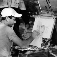 я рисую,я тебя рисую... :: :)