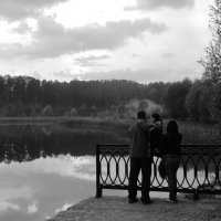 Папа, мама и я - это СЕМЬЯ :: Юлия Шабалдина