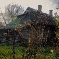 Заброшенный дом :: Константин Pasko