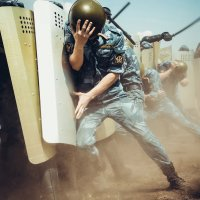 Владимир Искусов - Нелегкая жизнь курсанта :: Фотоконкурс Epson