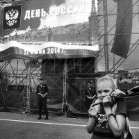 Светлана Маковеева - День России :: Фотоконкурс Epson