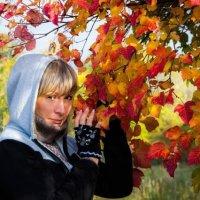 Золотая осень :: Елена Уварова