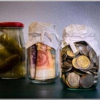 Храните деньги в банке. :: Владимир