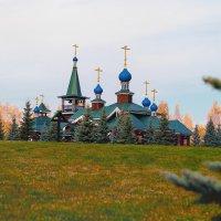 Богоявленский храм :: Олег Каплун