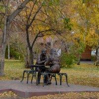 Новый памятник в Омске :: Savayr