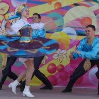 В ритме танца :: Андрей Горячев