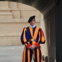 Гвардеец Ватикана :: Андрей Неуймин