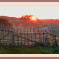 Новый день начинается :: Лидия (naum.lidiya)