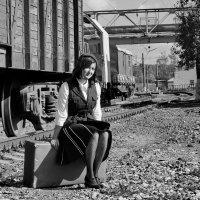 Фотосессия Ретро поезд :: Евгений Жиляев