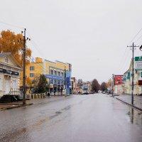 Дождливое утро :: Алексей Golovchenko