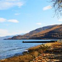 Осень над Байкалом :: Евгения Латунская