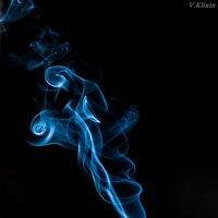 Дым. :: Валерий Клинин