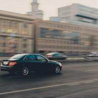 Вечерний drive :: Алексей Самарцев
