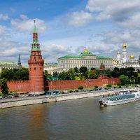 Москва :: Елена Зинякова