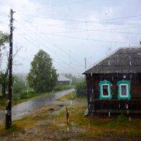 дождь идёт :: Mary Коллар